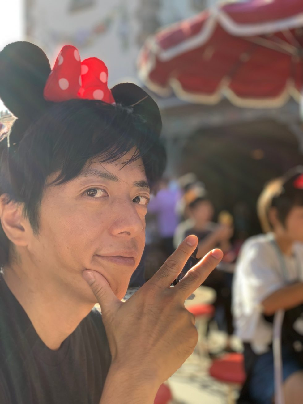 Taisei Fukaya on Disney, Sturdy Health & Playwright Pursuits
