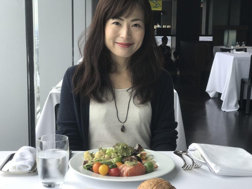 Luxurious Dining – Park Hyatt Tokyo-New York Grill